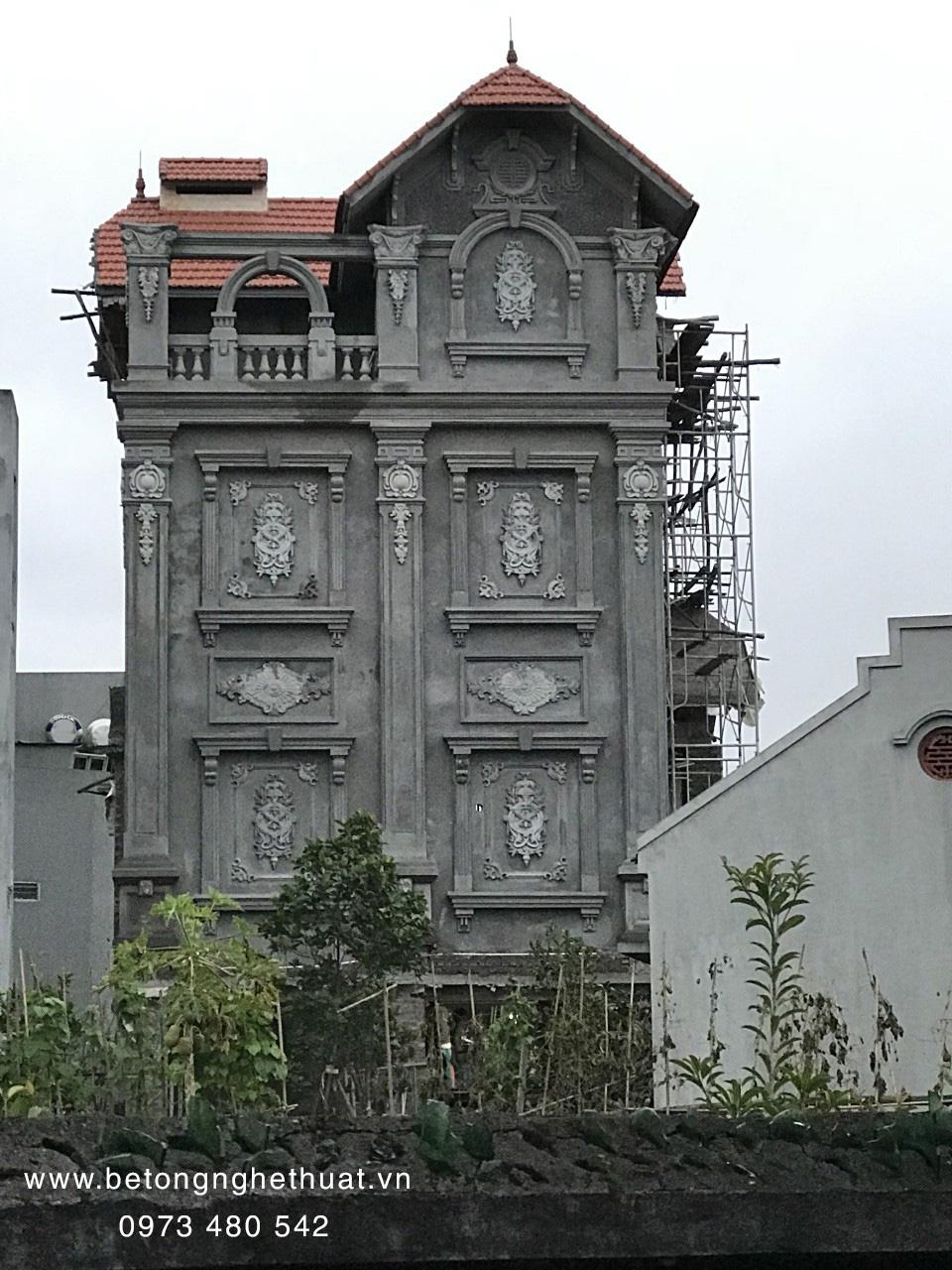 Công trình bê tông thực hiện năm 2019 – p1