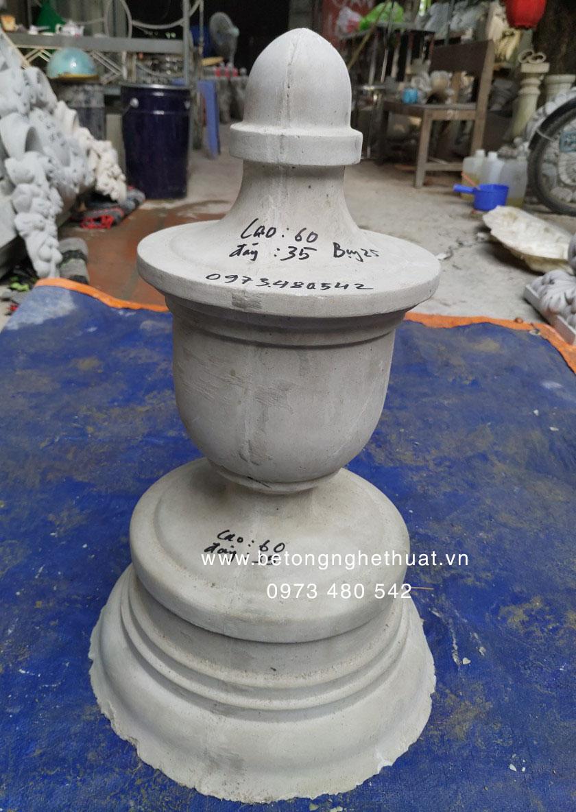 Cúp bê tông 35x25x60cm