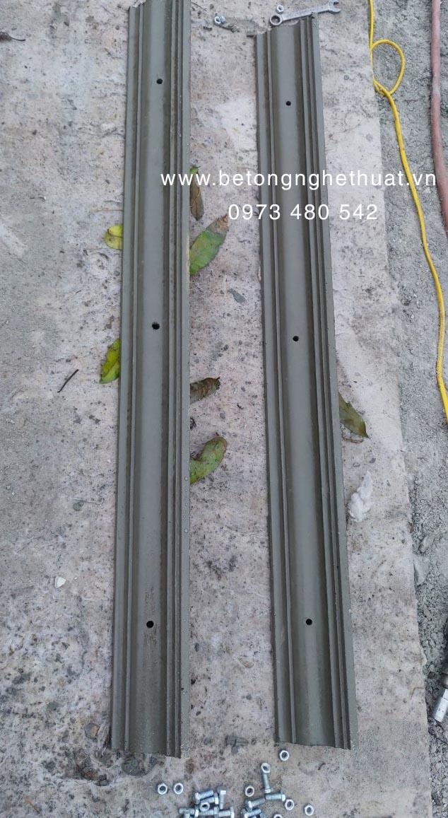 Phào bê tông nhỏ 9x9x120cm