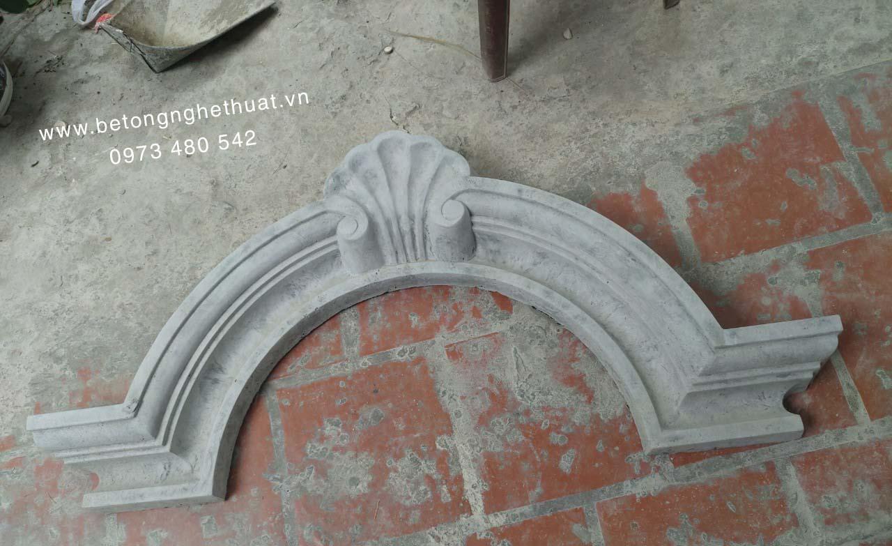 Vòm cửa bê tông 70 hoặc 86cm