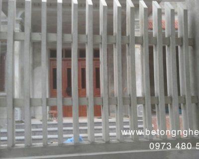 Hàng rào bê tông cao 130cm