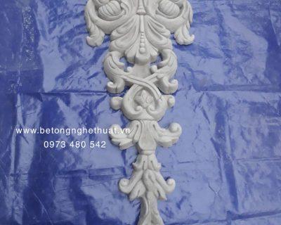 Hoa dây bê tông 97x33cm