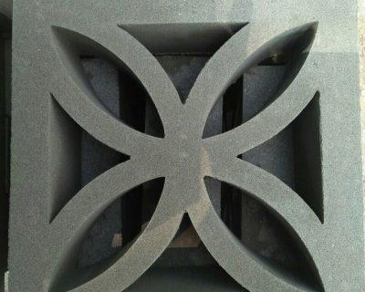 Ô thoáng trang trí mẫu 13